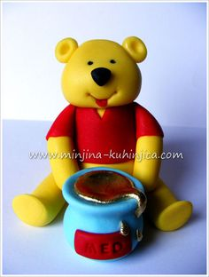 Winnie the Pooh always a favourite no matter what age you are!