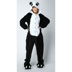 Pigiama panda http://www.scegli-e-compra.com/272-pigiami-divertenti