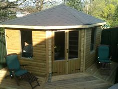 Garden Rooms by Davies Timber Wales Ltd Cwmbran