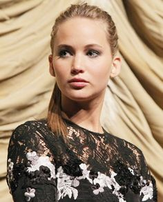 Jennifer Lawrence has been acting since she was 14!