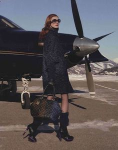 Luxury Travel...Globe trotter.....The Essentialist - Jet Set Style