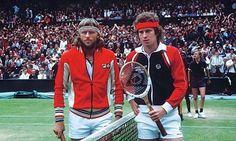 "True Wimbledon Legend   The Enigmatic BJorn ""Ice Borg"" « The Selvedge Yard"
