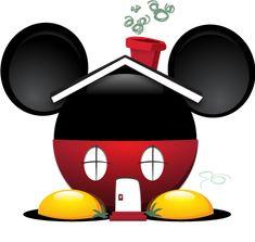 my Mickey house Mickey Mouse Classroom, Mickey Mouse House, Disney Classroom, Mickey Head, Mickey Mouse And Friends, Disney Mickey Mouse, Walt Disney, Classroom Ideas, Disney Theme