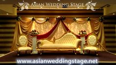 awesome photos of indian wedding stage decorations