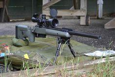 Building a Custom Remington 700 .308 Tactical Rifle | Rifleshooter.com