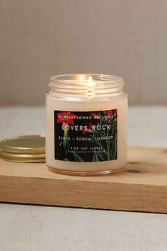 Hi Wildflower Botanica Botanical Candle