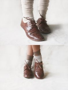 The Club - Women's Leather  Brogues - CUSTOM FIT by TheDrifterLeather on Etsy https://www.etsy.com/listing/113759655/the-club-womens-leather-brogues-custom