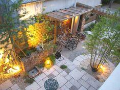 おしゃれな外構工事(エクステリア)、お庭のデザインと工事(施工)ならザ・シーズン港北店