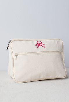 Sugar Mill Little Zip Bag