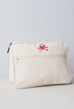 Sugar Mill Little Zip Bag