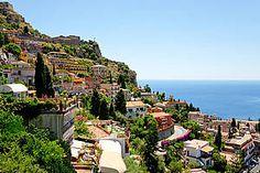 Taormina holidays Sicily Southern Italy