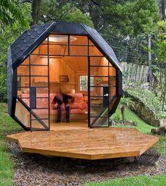Kübik Mimari Tasarım Ev