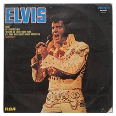 #ElvisPresley - #vinil #vinilrecords #music #rock