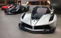 Ferrari FXX K, FXX & 599 XX
