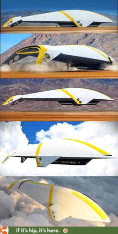 The All-Electric Aether Luxury Airship could Usher in a New Era of Air Travel.