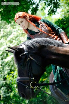 Me As Tauriel From The Hobbit For More   Arfadia