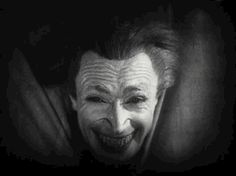 (GIF) Conrad Veidt as Gwynplaine | The Man Who Laughs (1928) | 9 Terrifying Old Movies That Put Modern Horror to Shame | Cracked.com