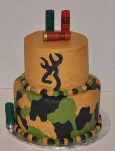 browning cake | Browning Deer Camo Cake Flickr Sharing Pictures