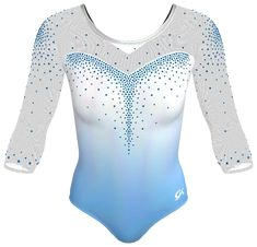 Gymnastics Leos, Girls Gymnastics Leotards, Gymnastics Outfits, Artistic Gymnastics, Gym Leotards, Long Sleeve Leotard, Short Torso, Team Names, Lycra Spandex