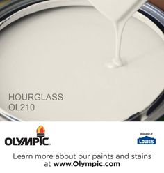 HOURGLASS OL210 is a part of the oranges collection by Olympic® Paint.