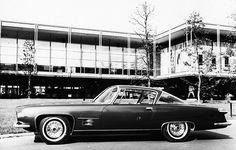 1961 Ghia L6.4