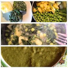 Mums Yummy Food: Popeyes Spinatbrei Hier gibt's das Rezept