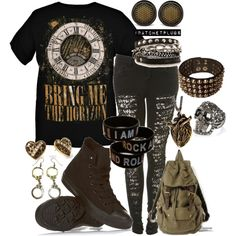 """Untitled #717"" by bulletproof-07 on Polyvore"