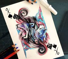 100- King of Spades by Lucky978.deviantart.com on @DeviantArt