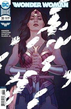 Wonder Woman #38 - Swan's Song Part One (Issue)