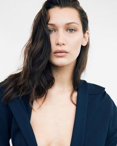 """Bella Hadid for DKNY S/S 2017 """