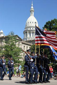 july 4th parade lansing mi