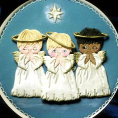 Cake Decorating Christmas Cutters : 1000+ images about Marion Frost / patchwork cutters on ...