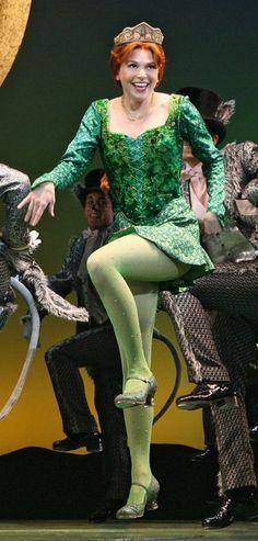 Sutton Foster - Shrek! the musical