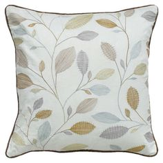Caldwell Pillow, leaves