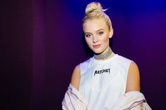 Zara Larsson Takes Over BBC Radio - Oct. 13, 2016
