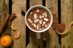 Najprostszy przepis na gorącą czekoladę- FILM!