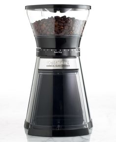 Giving new meaning to the daily grind, Cuisinart