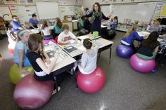 The right — and surprisingly wrong — ways to get kids to sit still in class - The Washington Post