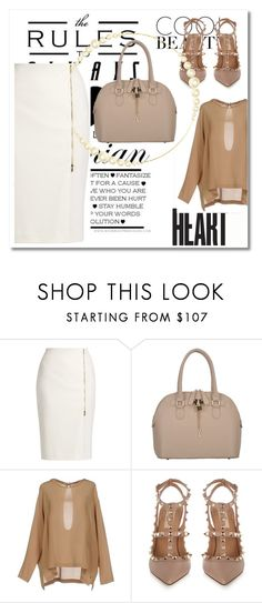 """""""ARMCANDYCRUSH 13"""" by semic-merisa ❤ liked on Polyvore featuring MaxMara, Ottod'Ame, Valentino and armcandycrush"""