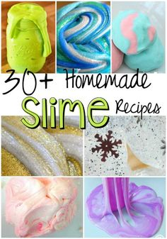 Goo Recipes for kids Pin