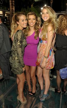 "Whitney Port and Audrina Patridge and Lauren Conrad Photo - MTV's ""The Hills Live: A Hollywood Ending"" Finale Event"