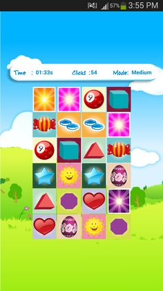 ***Brain Memory Game*** Free Kids Memory Game for your kids that is not only fun to play but also improves their Memory. Google Play Store Link : https://play.google.com/store/apps/details?id=net.suavesol.games.kids.matching.cards  iTunes Play Store Link : https://itunes.apple.com/us/app/kids-Memory/id648937386?mt=8 - - - - - #GamesImprove #ChildrenMemory #MemoryPlay
