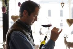 """""""The best wines are those that have a taste of personality,"""" says renowned connoisseur Michael Jank from Olympiaregion Seefeld. Alps, Wines, Red Wine, Personality, How To Make"""