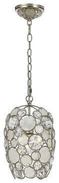 Palla Chandelier, Small contemporary chandeliers