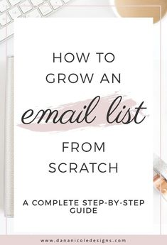Email List, Email Funnels, Email List Tips, Build Your Email List, Starting a Business, Grow Your Business, Business Tips, Working from Home, Creative Business Tips, Business Advice, #businesstips, #businessadvice, #growyourbusiness