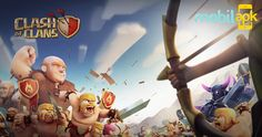 Are you ready for the adventure with the popular game Clash of Clans we published at MobilAPK? https://mobilapk.com/download-clash-of-clans-full-android-apk/