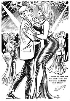 Bob Sproul, publisher of CRACKED Mazagine, also published COLLEGE LAUGHS; Bill Ward, Adult Cartoons, Vintage Comics, Erotica, Black And White, Drawings, Artist, Anime, Image