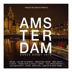 Parquet Recordings Presents Amsterdam Dance Event 2016 Tech House, Techno, Amsterdam, Minimal, Presents, Dance, Gifts, Dancing, Favors
