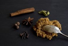 brown sugar & spice simple syrup