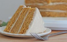 When it comes to cakes for that special occasion we are always looking for that great recipe to make so when I came across this pumpkin cake , it is super